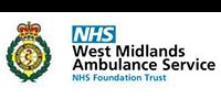 NHS West Midlands Ambulance Service Logo