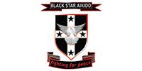 Black Star Aikido logo