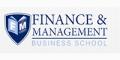 Finance And Management Business School Logo