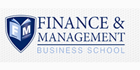 Finance And Management Business School Logo