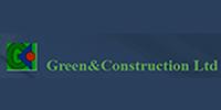 Green & Construction Logo