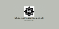 K9 Security Services Logo