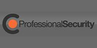 Professional Security UK Logo