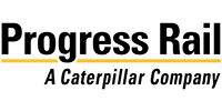 Progress Rail - A Caterpillar Company - Logo