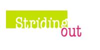 Striding Out Logo