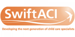 Swift ACI (Developing The Next Generation Of Child Care Specialists) Logo