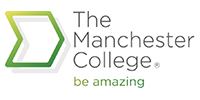 The Manchester College (Be Amazing) Logo