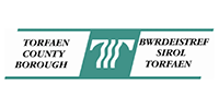 Torfaen County Borough Logo