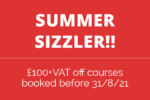 Summer Sizzler Special Offer